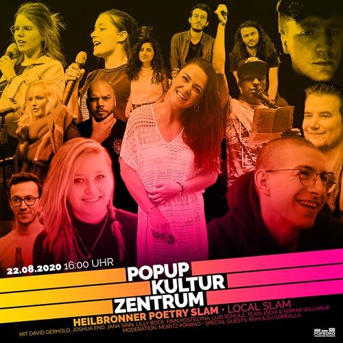 Heilbronner Poetry Slam – Local Slam